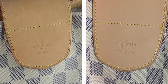 Louis Vuitton Damier Azur Stresa GM Bag
