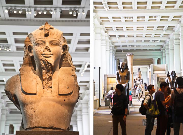 egyptian sculpture