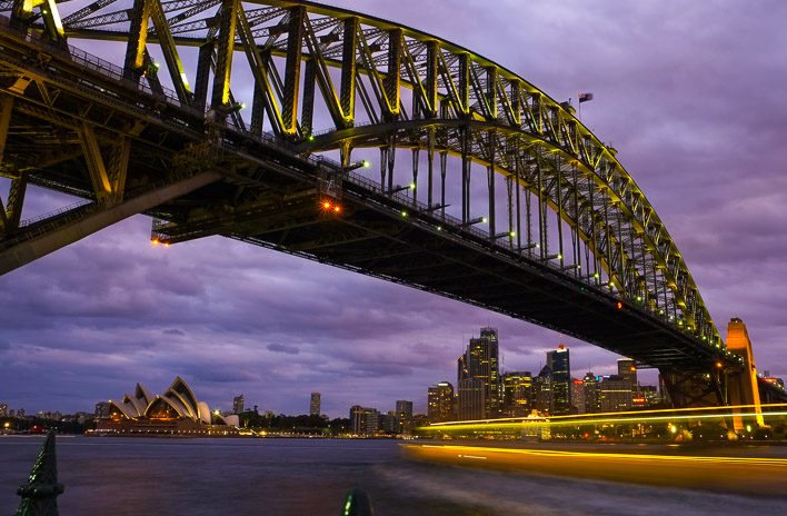 bridge- Best Sydney Wedding Photography Locations