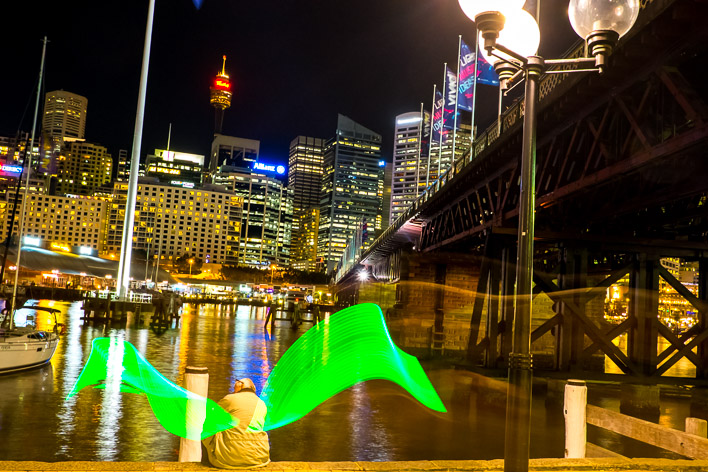 darling harbour at night-001