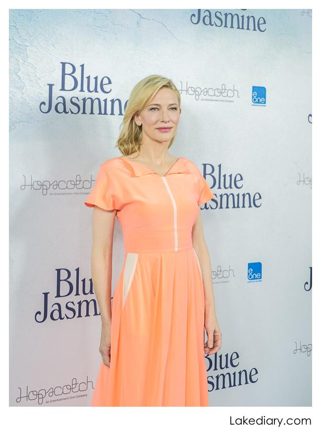 cate blanchett blue jasmine premiere