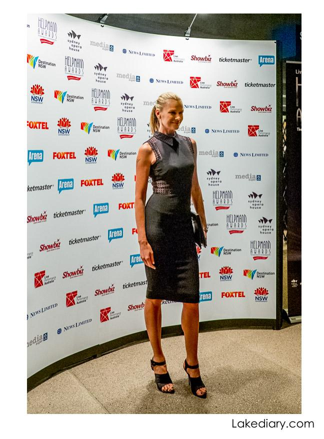 2013 Helpmann awards Sarah Murdoch