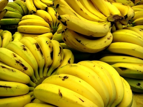 bananas - Healthy Snack Ideas