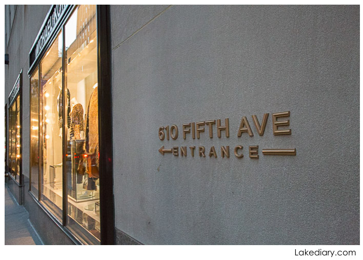 Best New York shopping - fifth ave