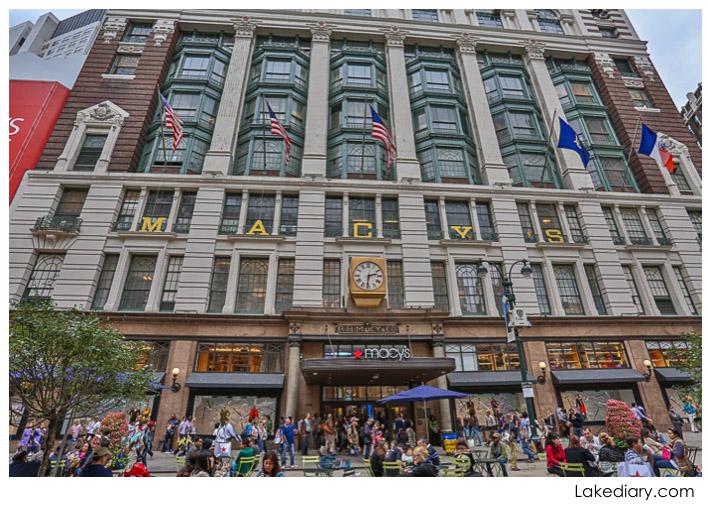 Best New York shopping - macy's
