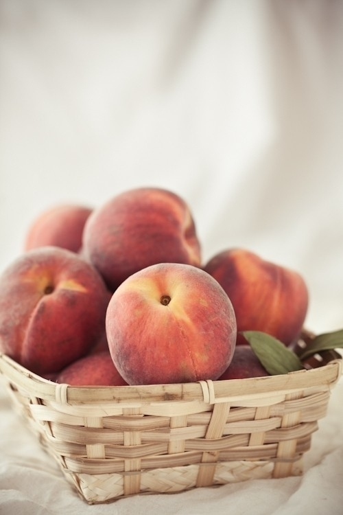peaches -Healthy Snack Ideas