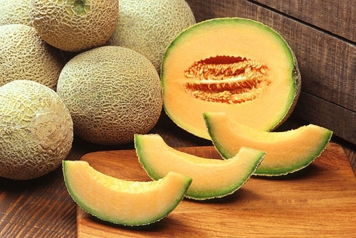 Healthy Snack Ideas rock melon