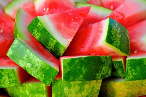 Healthy Snack Ideas watermelon