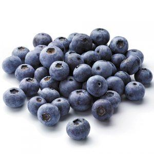 Healthy Food Shopping List blueberries