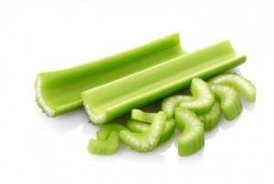 Healthy Food Shopping List celery