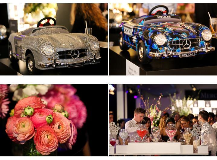 Sydney Mercedes-Benz Fashion Festival hub