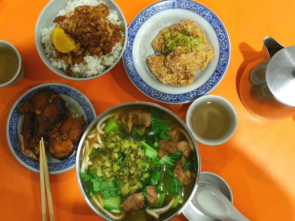 cho dumpling king.