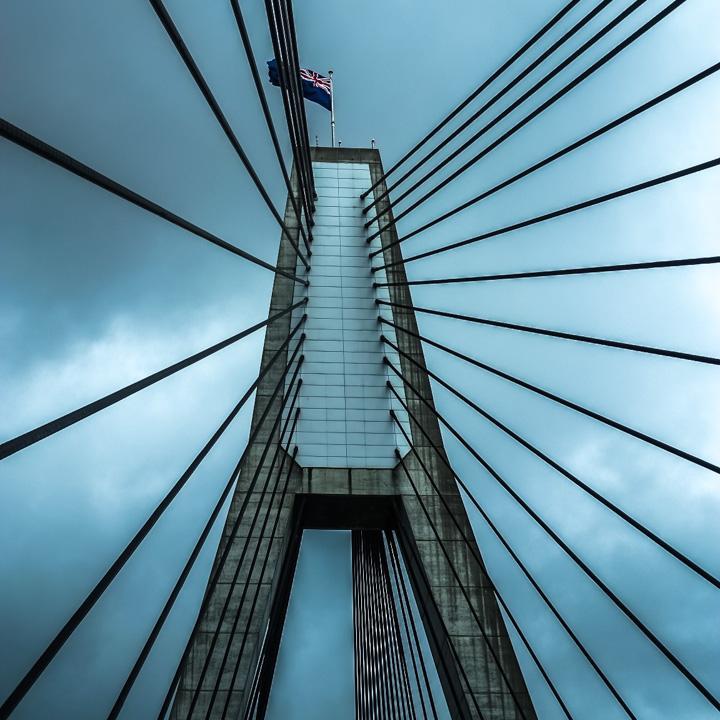 storm anzac bridge