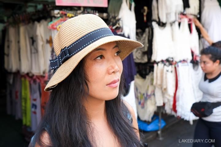 Chinatown bangkok market