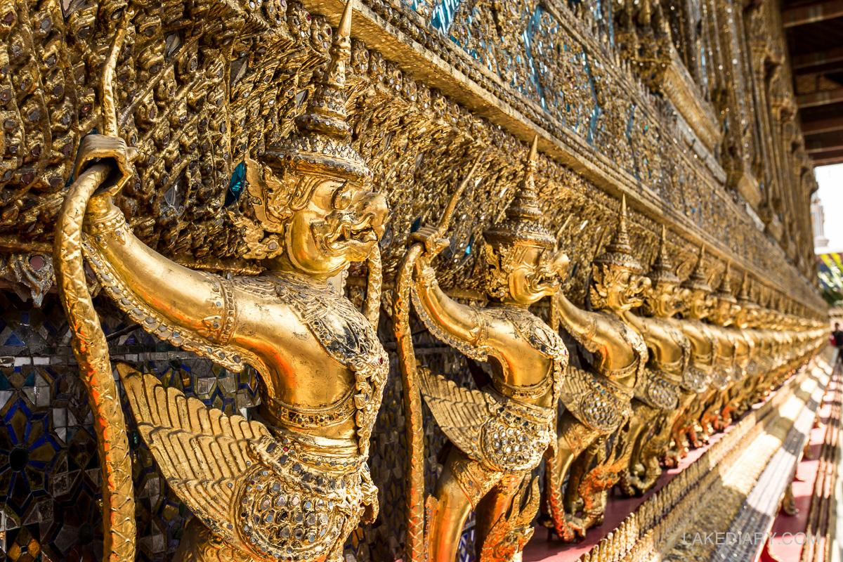 Grand Palace Thailand demons (1 of 1)-2