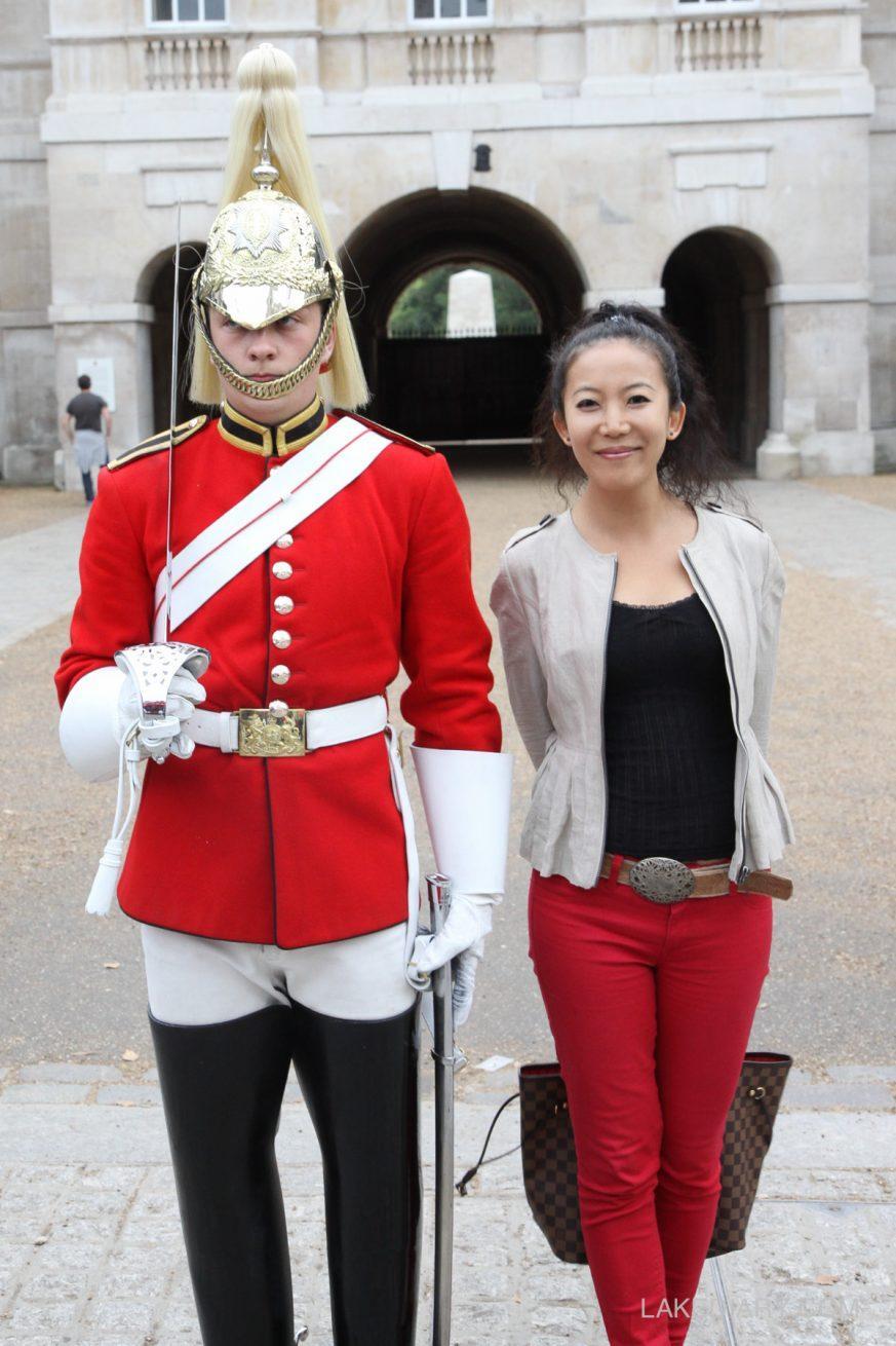 London travel trip