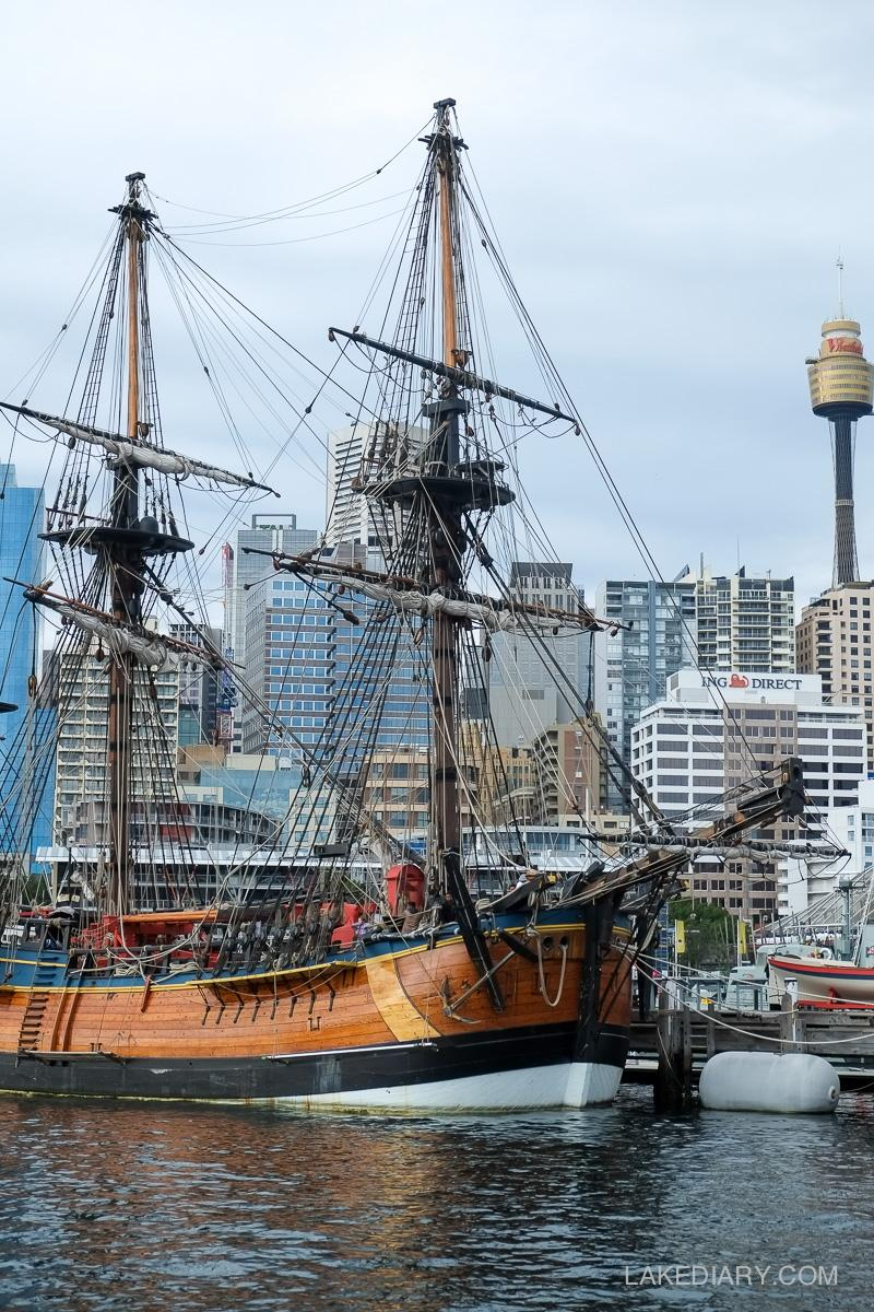 Darling Harbour Sydney Sydney