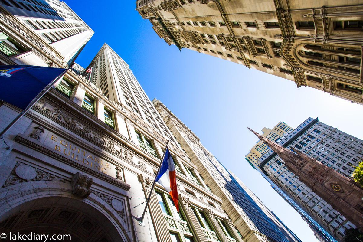 Manhattan Skyscrapers-2