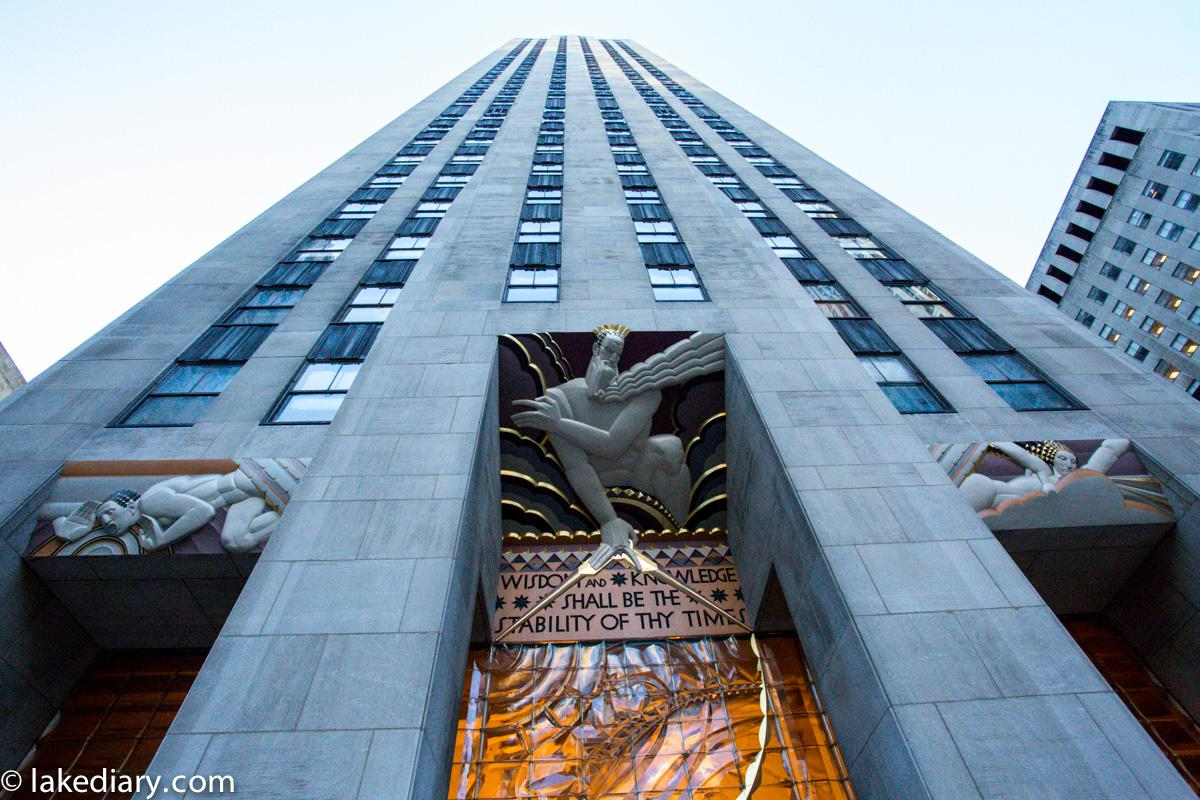 Manhattan Skyscrapers-3