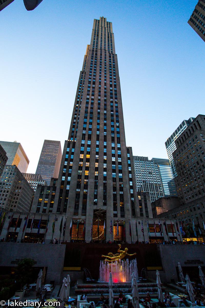 Manhattan Skyscrapers-4