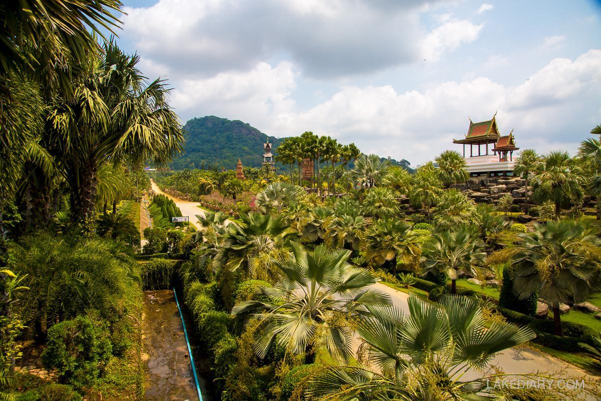 pattaya nong nooch garden