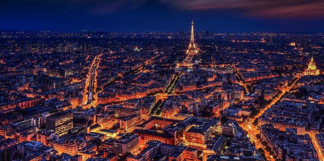 paris- winter vacation