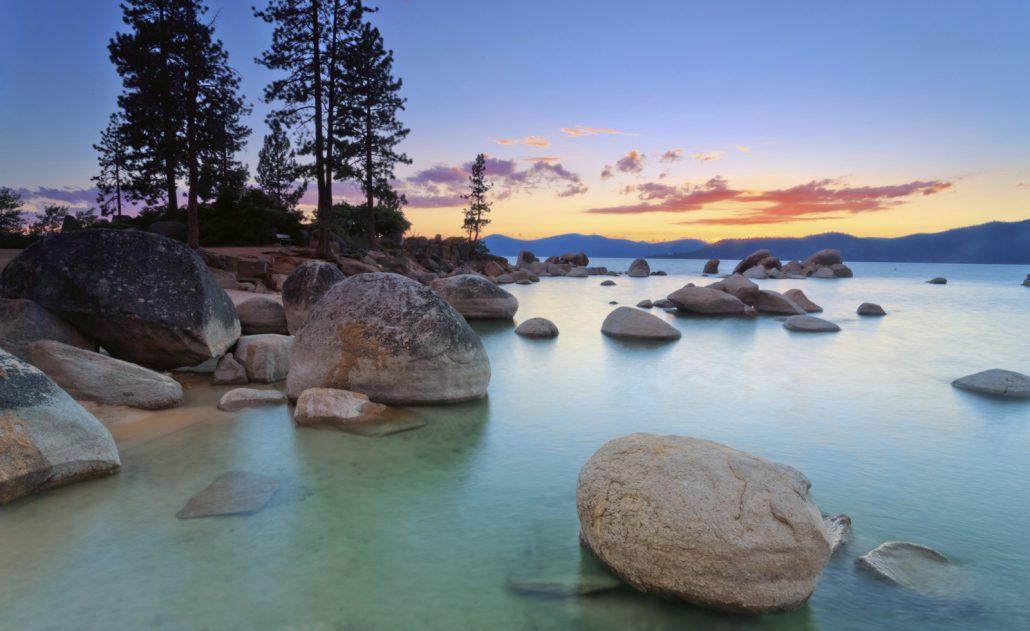 lake tahoe carousel