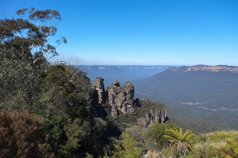 short ship to blue mountains