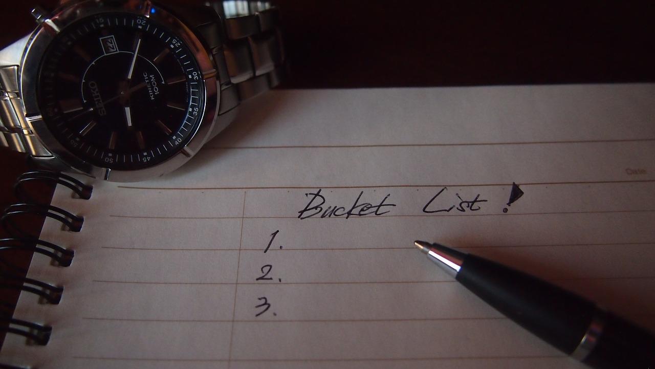 the-bucket-list