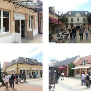 Paris Designer Outlet shopping