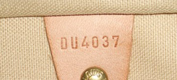 c9fe2bc9deef Louis Vuitton Date Code Interpretation - Lake Diary