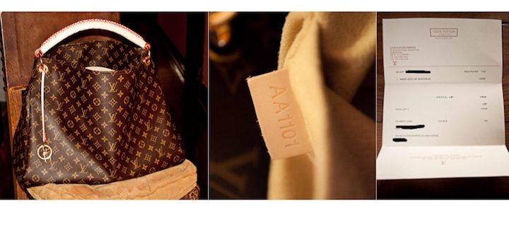 4934e0ae306 Bargain or Expensive Fake  Louis Vuitton Artsy Bag - Lake Diary