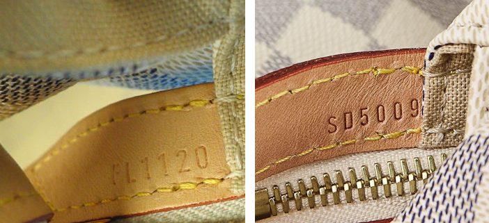 9a7cb55e91e19c Expensive Gift Or a Super Fake – Louis Vuitton Damier Azur Stresa GM Bag