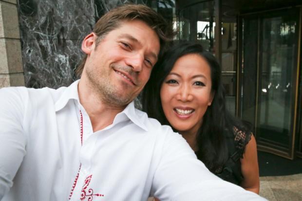 Nikolaj-Coster-Waldau-with-Yvonne