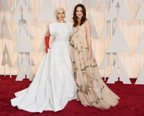 2015 Oscars fashion highlights