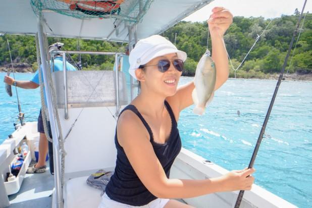 fishing - Great Barrier Reef