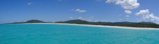 Whiteheaven Beach great barrier reef