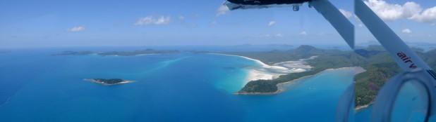 white heaven beach, Great Barrier Reef