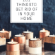 Declutter - 101 things to get rid in your home