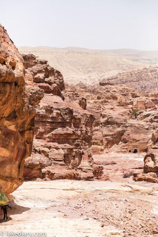 Climb Petra Monastery